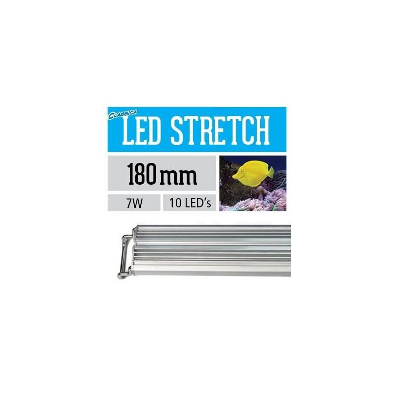 Arcadia Lampada classica STRETCH LED marine 18 cm 7 W plafoniera per acquario marino - CS18XM