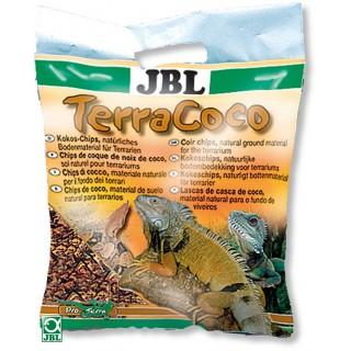 JBL TerraCoco 5 lt Schegge di cocco materiale naturale per il fondo dei terrari