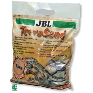 JBL TerraSand rosso natura 7.5 kg Suolo per terrari deserti