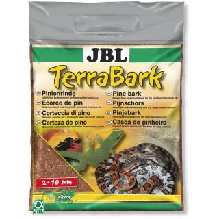 JBL TerraBark 5 lt 2-10 mm Sostrato di fondo di corteccia di pino per terrari e paludari