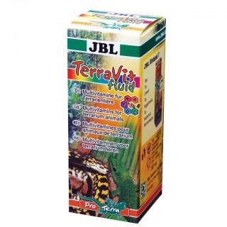JBL TerraVit fluid 50 ml Plurivitamine liquide per animali da terrario