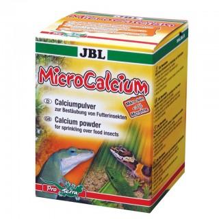 JBL MicroCalcium 100g Polvere di calcio per spolverare insetti alimentari