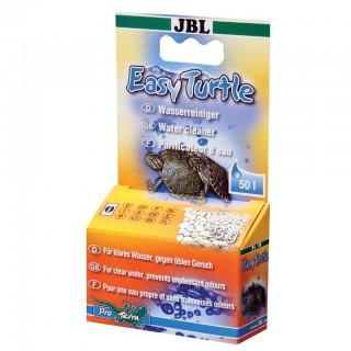JBL Easy Turtle 25 g Toglie i cattivi odori dai terrari delle tartarughe d'acqua