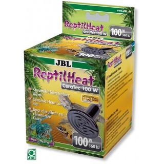 JBL ReptilHeat 100 W Radiatore infrarosso in ceramica per terrari
