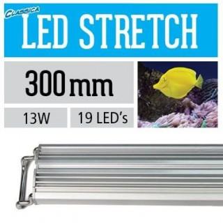 Arcadia Lampada classica STRETCH LED marine 30 cm 13 W plafoniera per acquario marino - CS30XM