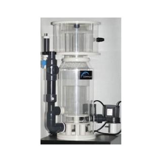 LGMAquari LGs2050 Schiumatoio interno con sistema venturi, girante a spazzola per acquari fino a 2000 litri