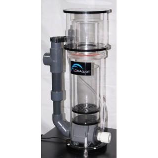 LGMAquari LGs575 Schiumatoio interno con sistema venturi, girante a spazzola per acquari fino a 550 litri