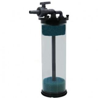 Ruwal filtro a letto fluido con tenuta stagna 4,5 litri di volume per acquari fino a 400 litri