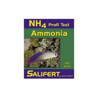 Salifert Profi Test Ammoniaca in acquario misura fino a 0,05 ppm