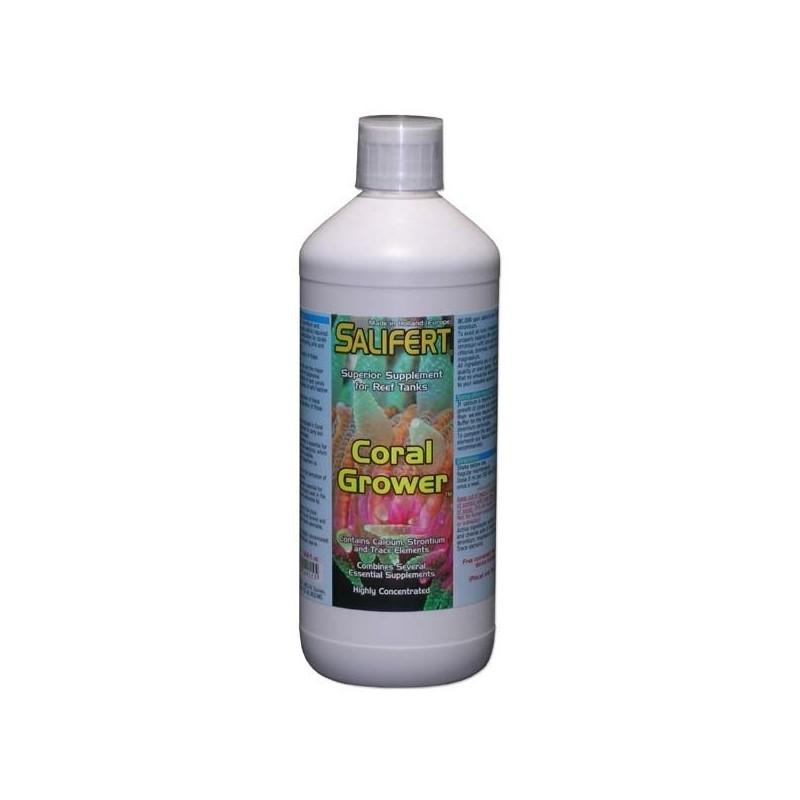 Salifert Coral Grower 250 ml Accelera la Crescita di Alghe Coralline e Coralli in acquario marino