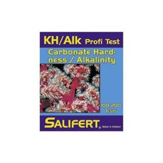 Salifert Profi Test KH/Alk per misurare durezza carbonatica e alcalinità in acquario marino