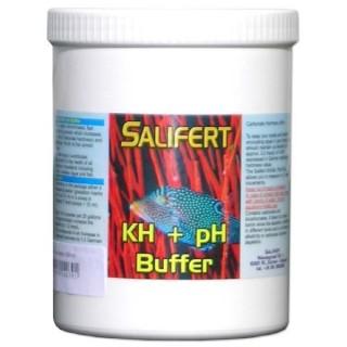 Salifert KH + PH Buffer in polvere 250 ml per aumentare l'alcalinità durezza carbonatica e stabilizzare ph in acquario marino