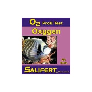 Salifert Profi Test Oxygen per acquario