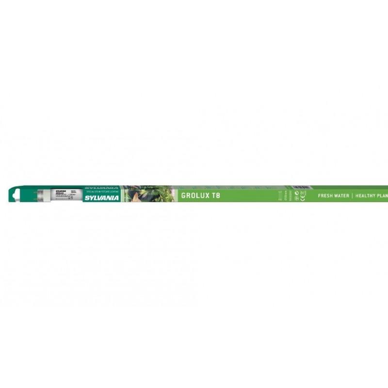 Sylvania Neon Grolux T8 25W per la crescita delle piante in acquario - F25T8