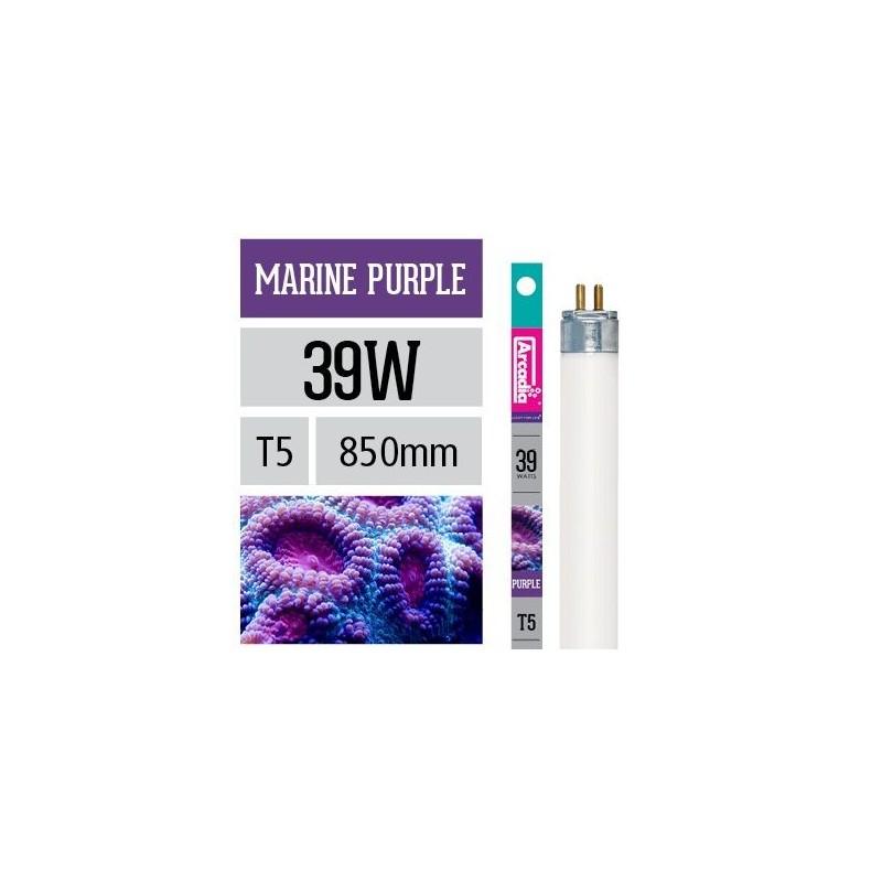 Arcadia Neon Marine Purple T5 39W 850mm luce per acquario marino favorisce la crescita dei coralli - FMPU39T5