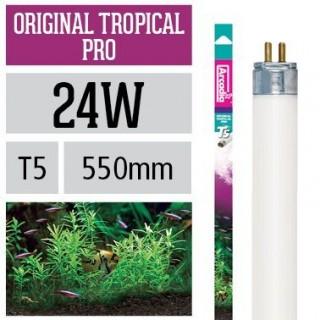 Arcadia Neon Original Tropical T5 24W 550mm luce ottimale per la fotosintesi delle piante in acquario - FO24T5