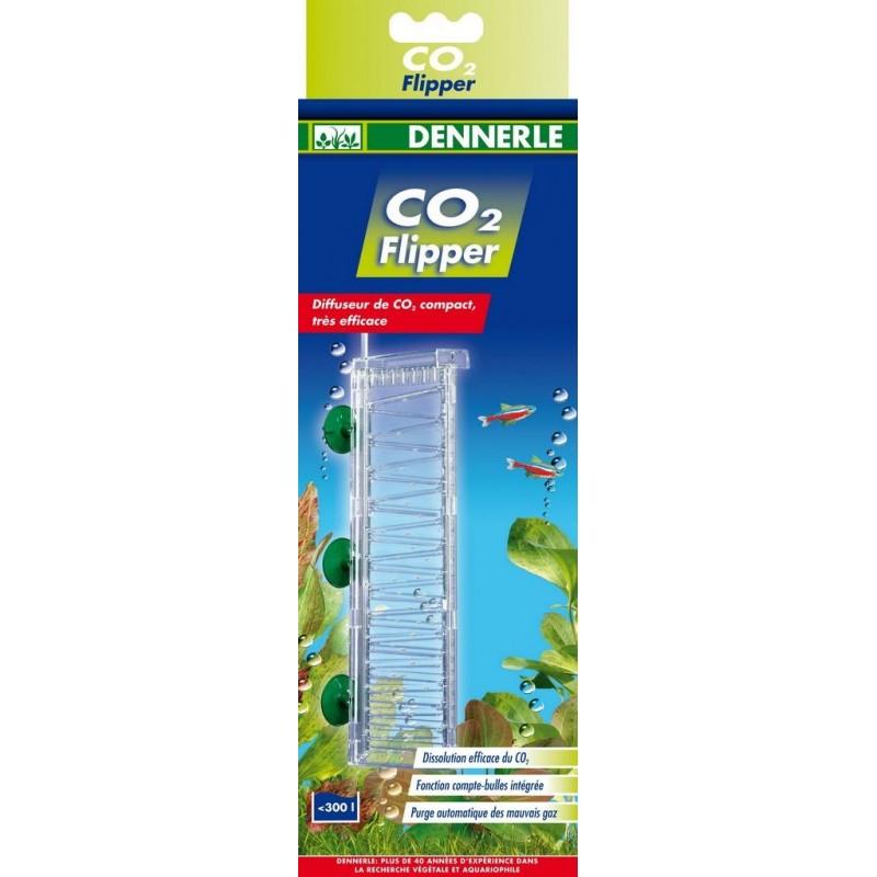 Dennerle 3069 Profi Line CO2 Flipper per Acquari fino a 300 litri
