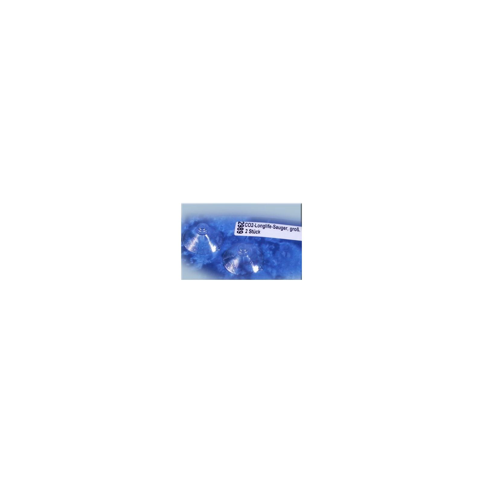 Dennerle 2989 Ventose per diffusori CO2 linea Crystal Line 2 pezzi