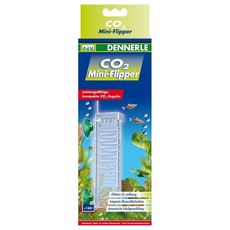 Dennerle 3071 Profi Line  CO2 Mini Flipper per Acquari fino a 160/lt