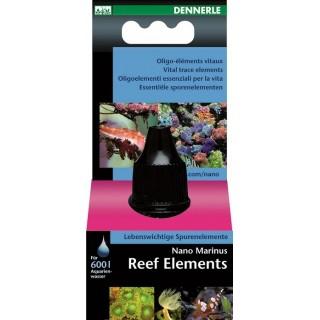 Dennerle 5630 NANO Marinus Reef elements Preparato di oligoelementi per acquari marini nano