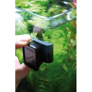 Dennerle 5659 Nano Alginator 2500 pulisci vetro magnetico per acquario