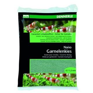 Dennerle 5859 Nano Garnelemkies Java Verde  Ghiaia per gamberetti d'acquario 2 kg