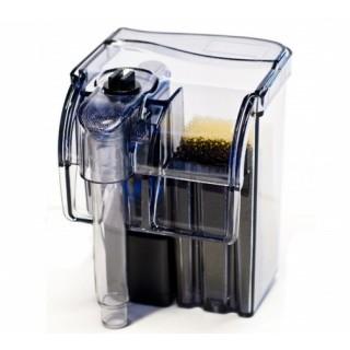 Blau Aquaristic Filtro a zaino FM 60 per acquari fino a 15 litri completo di materiali filtranti