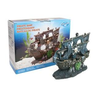 Arcadia Nave pirata per Aqua-Brite decorazione ornamento per acquario - CAD26