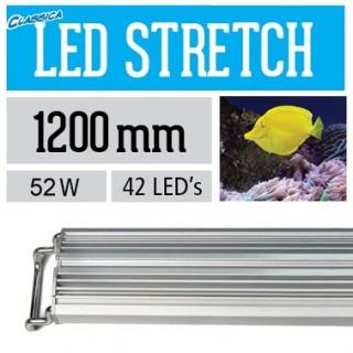 Arcadia Lampada classica STRETCH LED marine 120 cm 52 W plafoniera per acquario marino - CS120XM