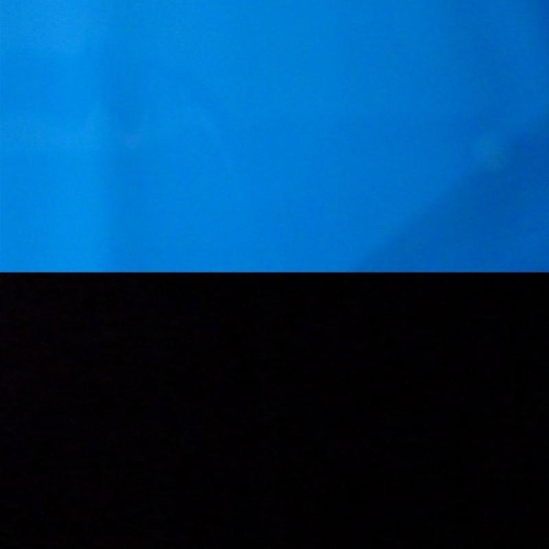 Sfondo Esterno per acquario doppia faccia Nero e Blu altezza 45 cm - 1 metro