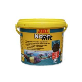 JBL Novo Rift 5.5 lt mangime per ciclidi in bastoncini per pesci d'acquario