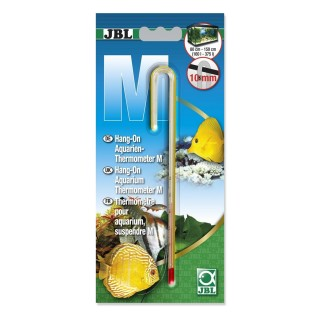 JBL Termometro per acquario M  10 mm di vetro