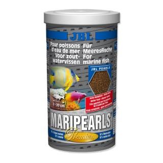 JBL MariPearls 1 lt mangime in perle d'alta qualità per pesci marini d'acquario