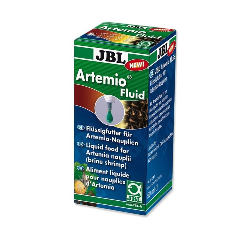 JBL ArtemioFluid Cibo Liquido per Naupli di Artemia 50ml