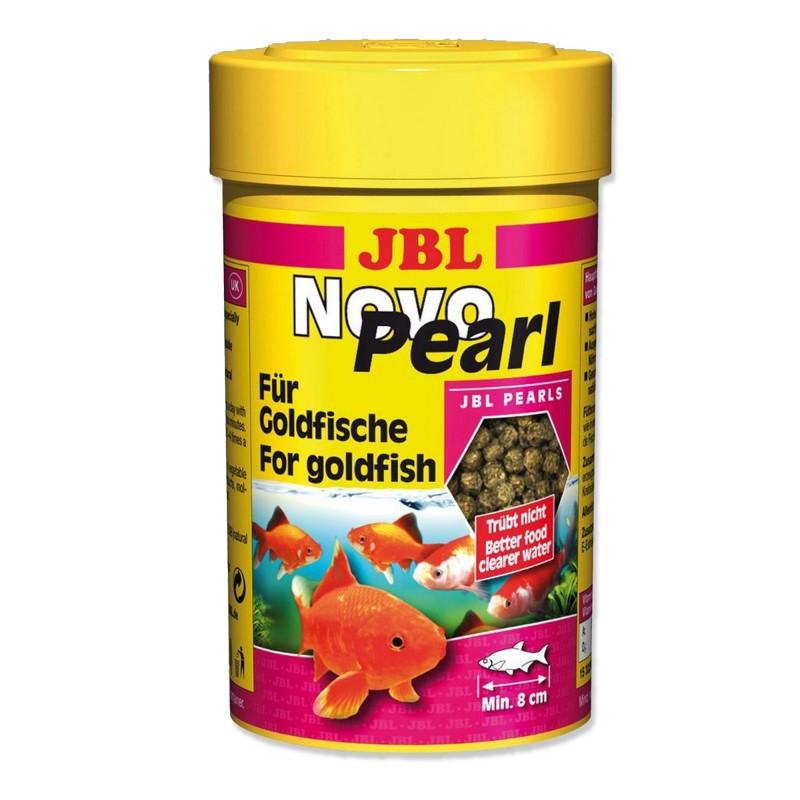JBL Ricarica Novo Pearl 100ml mangime per pesci rossi d'acquario