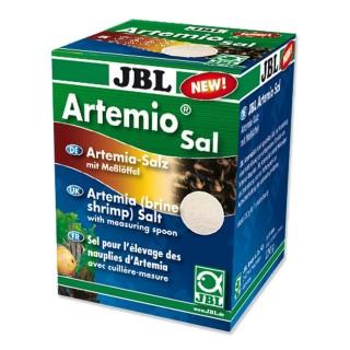 JBL Artemio Sal 230gr sale per la produzione e la schiusa di naupli d'artemia