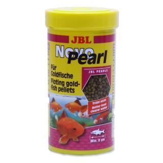JBL Novo Pearl 250ml mangime per pesci rossi d'acquario