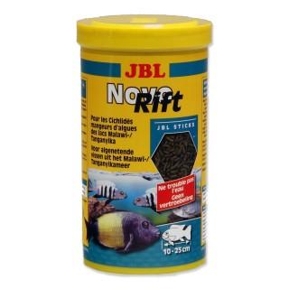 JBL Novo Rift 1 lt mangime per ciclidi in bastoncini per pesci d'acquario
