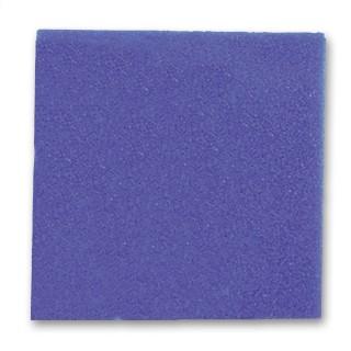 JBL Spugna filtrante blu pori grossi 50x50x5 cm per filtri d'acquario