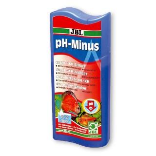 JBL pH-Minus 250ml Riduttore del pH/KH per 1000 litri per acquario