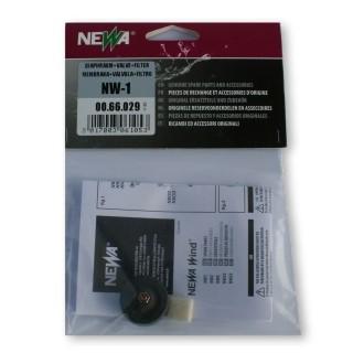 Newa Ricambio Areatore Newa Wind NW 1 Membrana e Valvola
