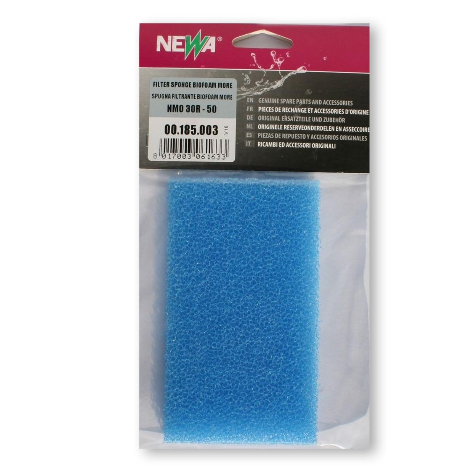 Newa Biofoam More Spugna filtrante per versioni NMO 30R e NMO 50 newa more 30 reef e 50