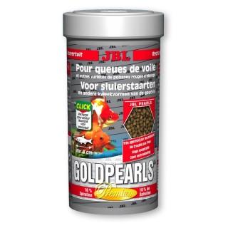 JBL Ricarica GoldPearls 250 ml mangime in perle per caracinidi e pesci rossi d'acquario