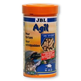 JBL Agil 250 ml mangime con vitamine per tartarughe d'acqua e palude