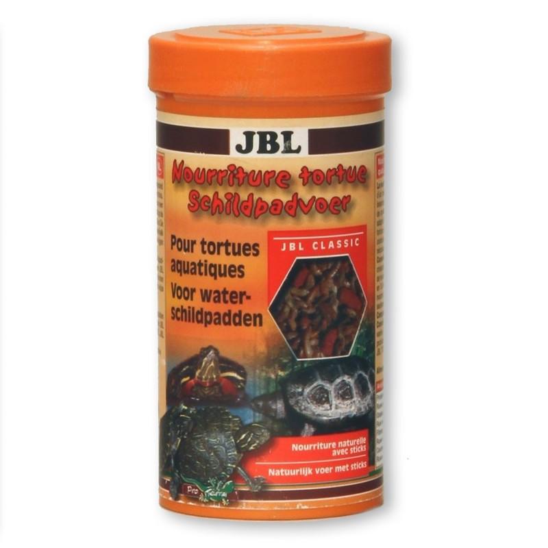 JBL TURTLE FOOD 250 ml Mangime per tartarughe contiene pesce