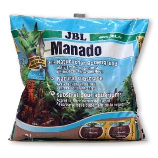 JBL Manado fondo fertile 3 lt per la crescita delle piante in acquario