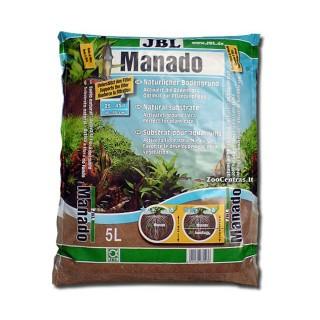 JBL Manado fondo fertile 5 lt per la crescita delle piante in acquario