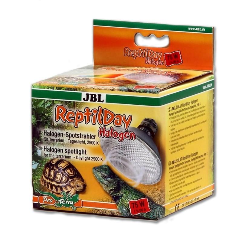 JBL Reptil Day Halogen 75watt Faretto Riscaldante Diurno per Rettili