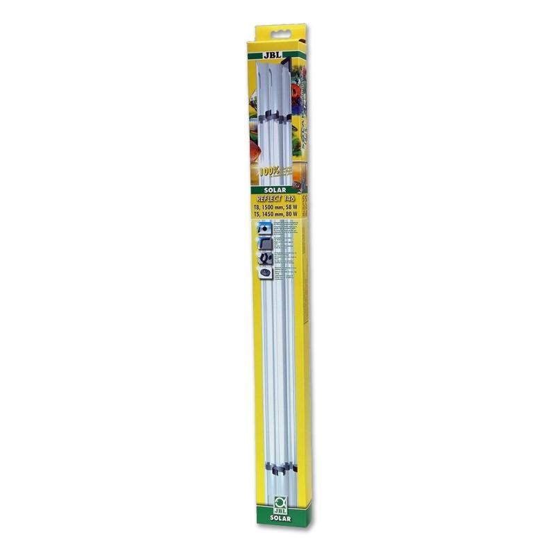 JBL Solar Reflect 146 Riflettore per Neon T8 58W/T5 80W 1500mm
