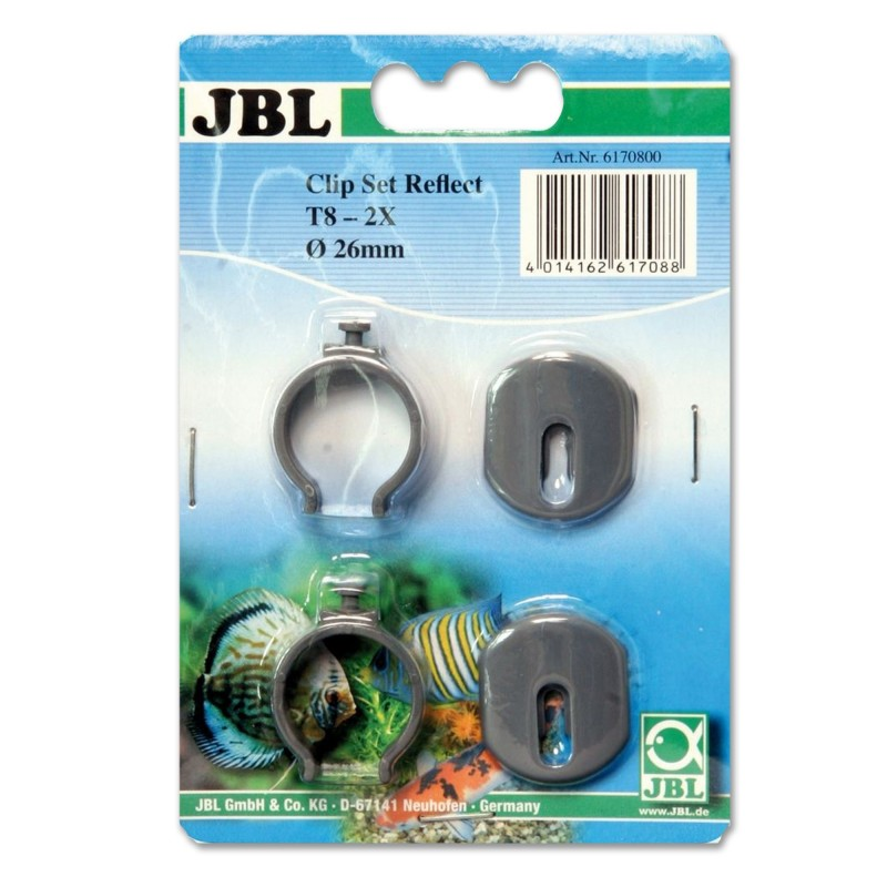 JBL CLIPS Plastica per riflettore neon T8